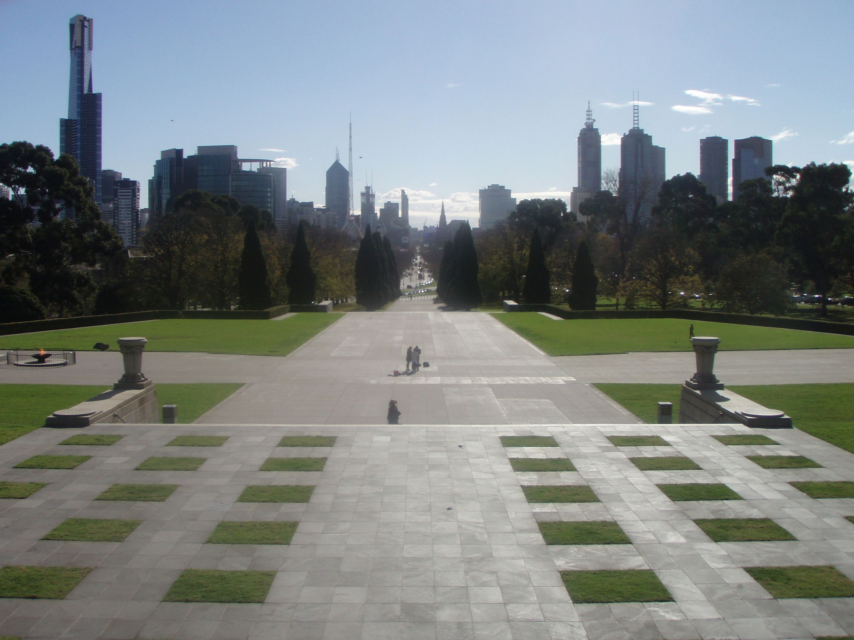 SHRINE OF REMEMBRANCE GALLERY